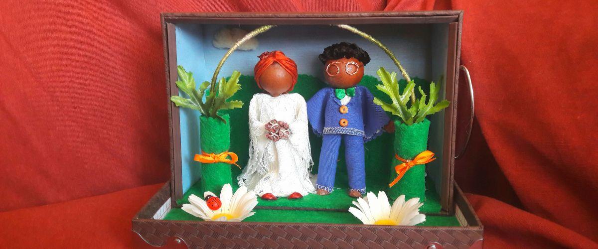 Bridal greetings